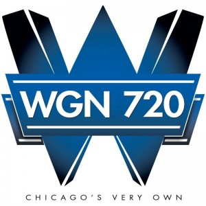 New WGN Radio Logo