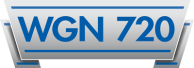 WGN Radio Logo, December 2013