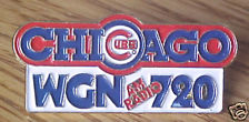 Chicago Cubs and WGN Radio