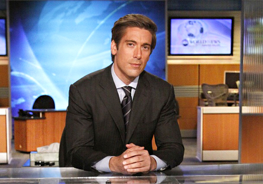 David Muir, ABC World News