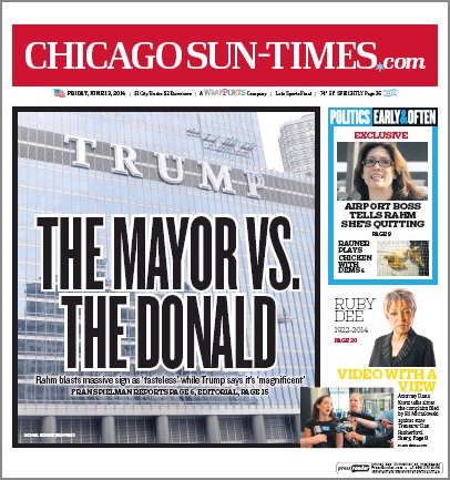 Sun-Times Cover